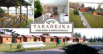 Wochenende in Polen Gasthaus Taradejka